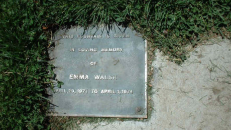 Memorial for Emma Walsh